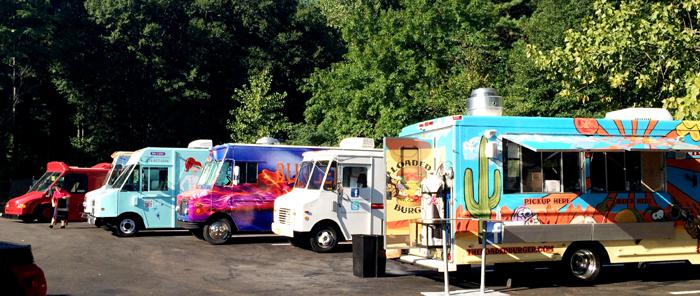 Atlanta Food Truck Commissary Kitchens